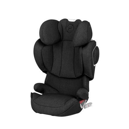 cybex PLATINUM Kindersitz Solution Z-fix Plus Stardust Black-black