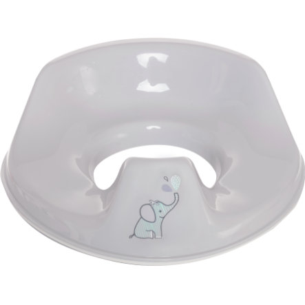 bébé-jou Asiento de aseo de Luxe Ollie gris