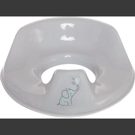 bébé-jou® Toilettensitz de Luxe Ollie grau