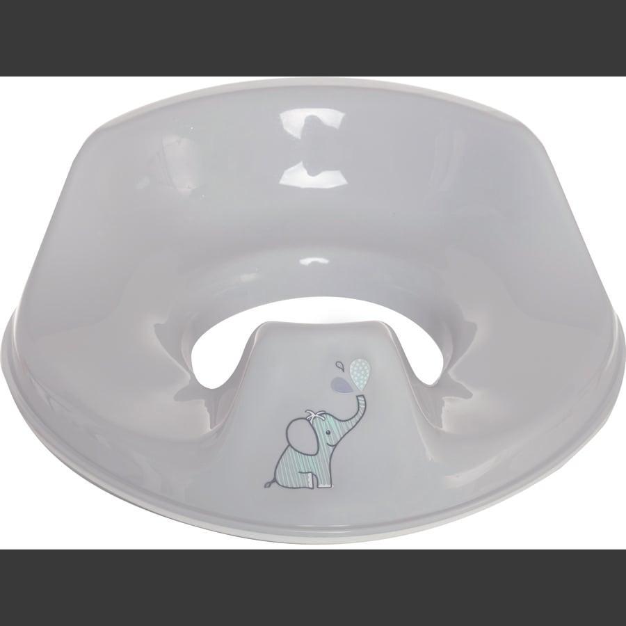 bébé-jou® Réducteur de toilette de Luxe Ollie gris