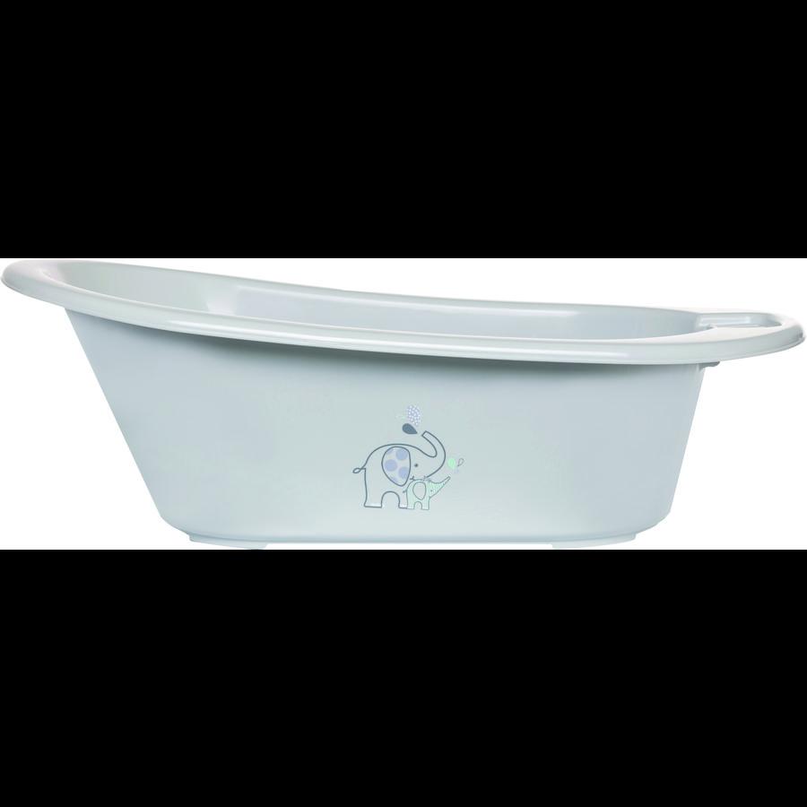 vasca da bagno bébé-jou® Click Ollie grigio