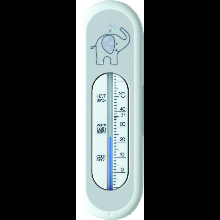bébé-jou® Badethermometer Ollie grau