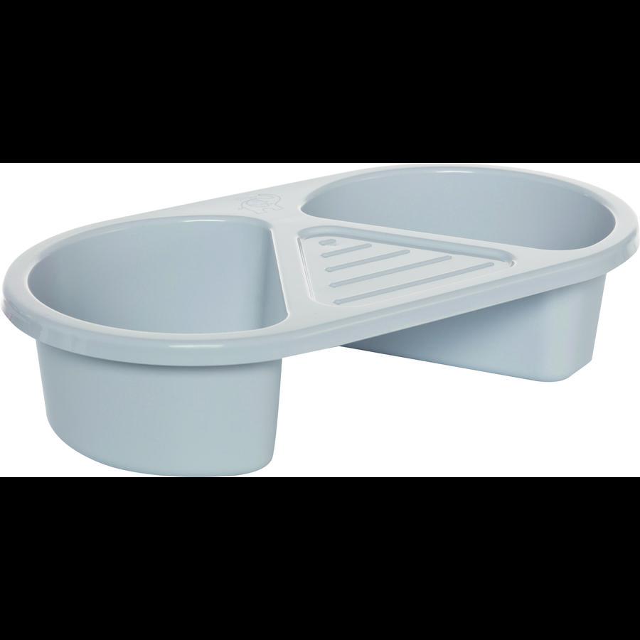 bébé-jou® Waschschüssel Ollie grau