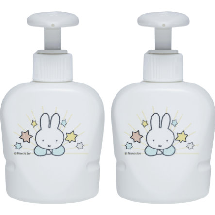 dosificador Miffy de jabón bébé-jou® en blanco