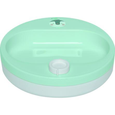 plaque Lou-Lou chauffante bébé-jou® turquoise