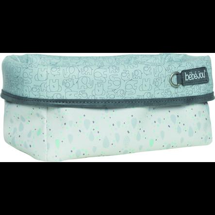 bébé-jou® Pflegekörbchen Ollie grau