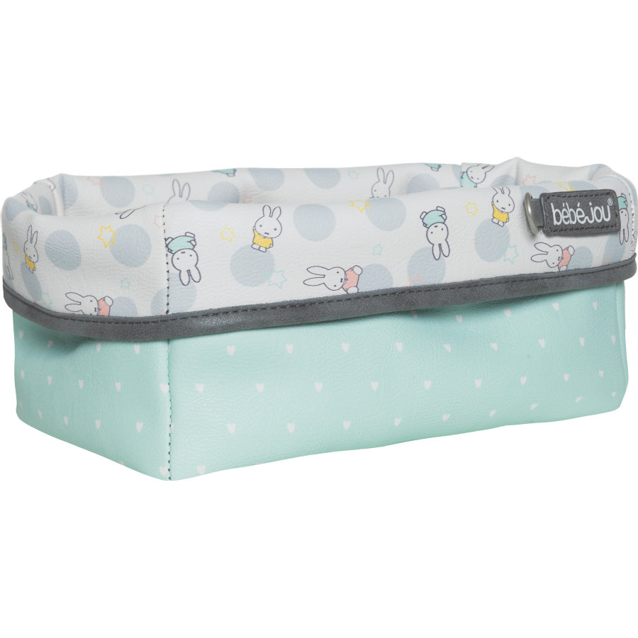 bébé-jou® Cestino per la cura Miffy bianco