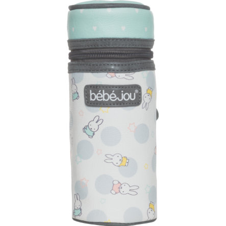 sac Miffy à biberon bébé-jou® blanc