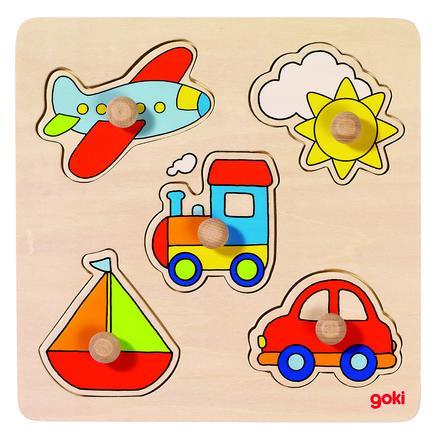 goki základní Puzzle My Journey, 5 kusů