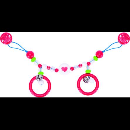 HEIMESS Baby -Cadena style cochecito cadena corazón