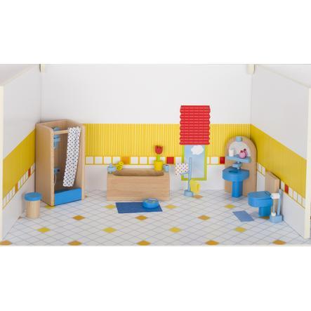 goki Muebles para casa de muñecas Baño moderno