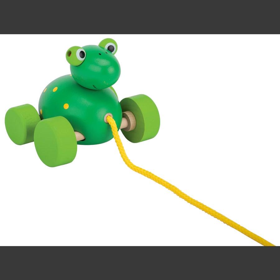 goki Ziehtier Frosch Frodoh