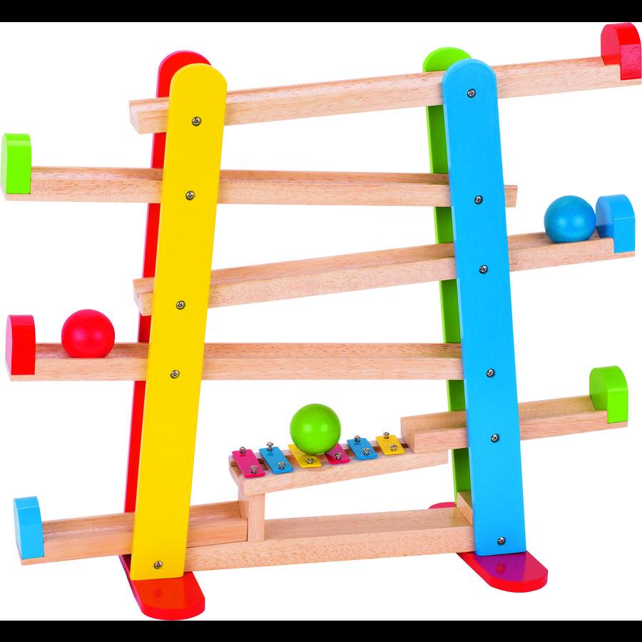 goki kuličková dráha se xylofonem