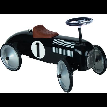 goki Loopauto zwart