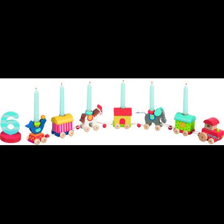 goki Födelsedagståg Cirkusvärld