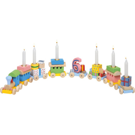 goki Geburtstagszug, Lok mit 7 Anhängern
