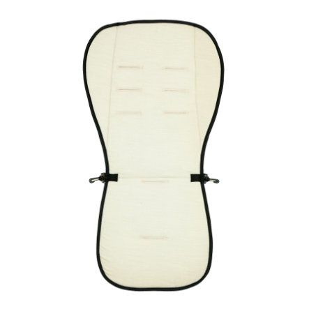 ALTA BÉBE Buggy Seat Cover white