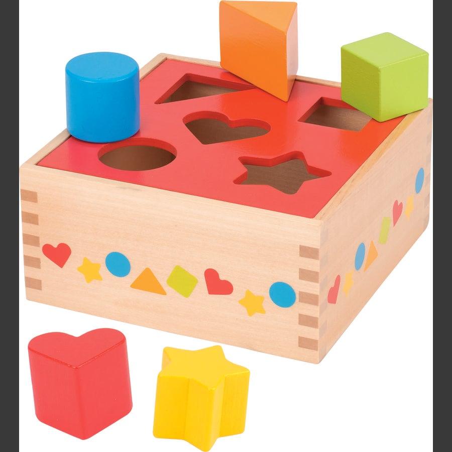 základní třídicí box goki