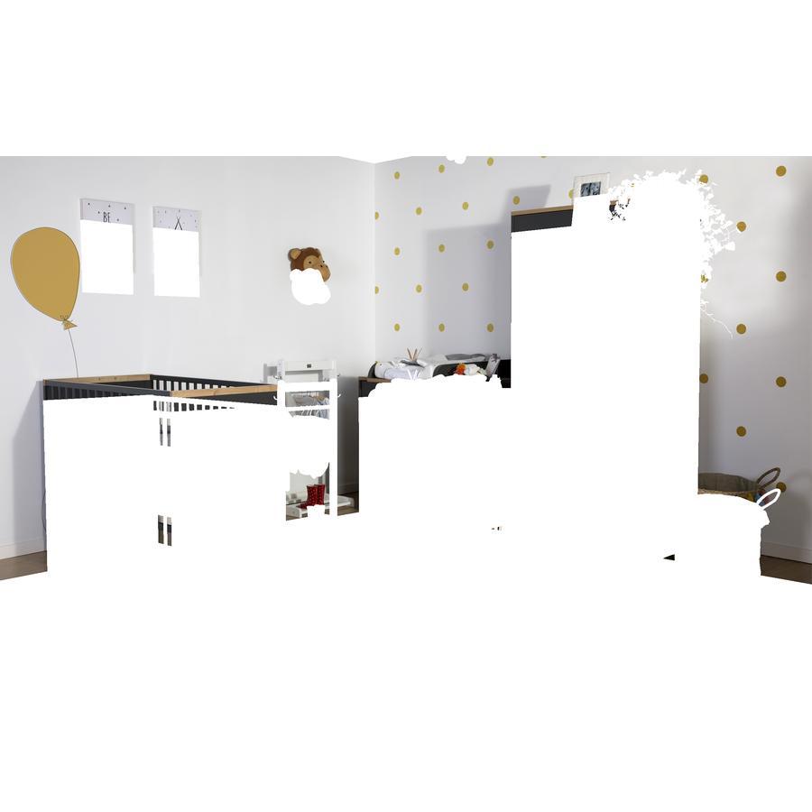 CHILDHOME Kinderzimmer Paris 60 x 120 cm 2-türig