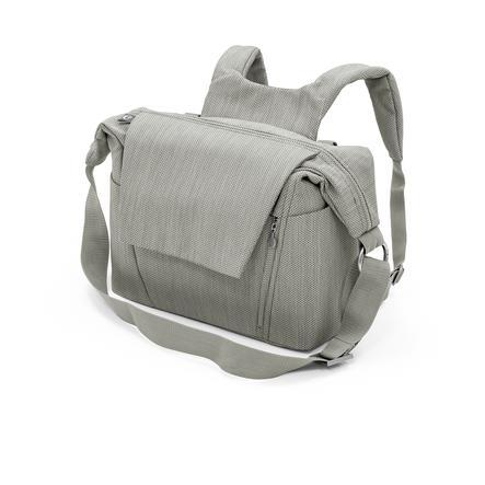 STOKKE Wickeltasche Brushed Grey