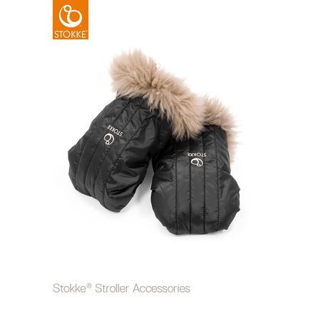 STOKKE® Kinderwagen Handschuhe Onyx Black
