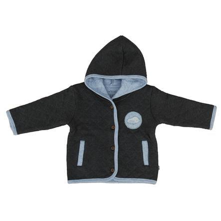 EBI & EBI chaqueta acolchada antracita