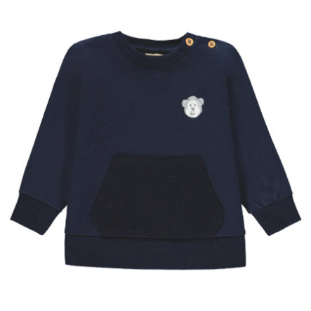 bellybutton Boys Sweatshirt, blau