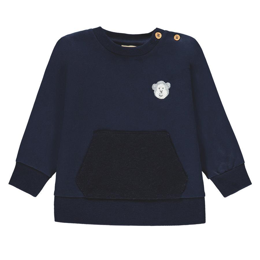 bellybutton Boys Sweatshirt, blau