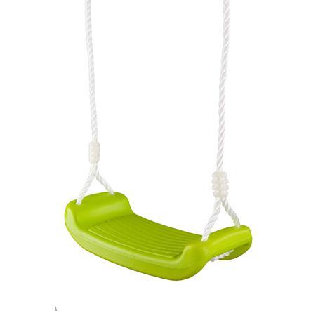 TWIPSOLINO® Balançoire à planche enfant vert