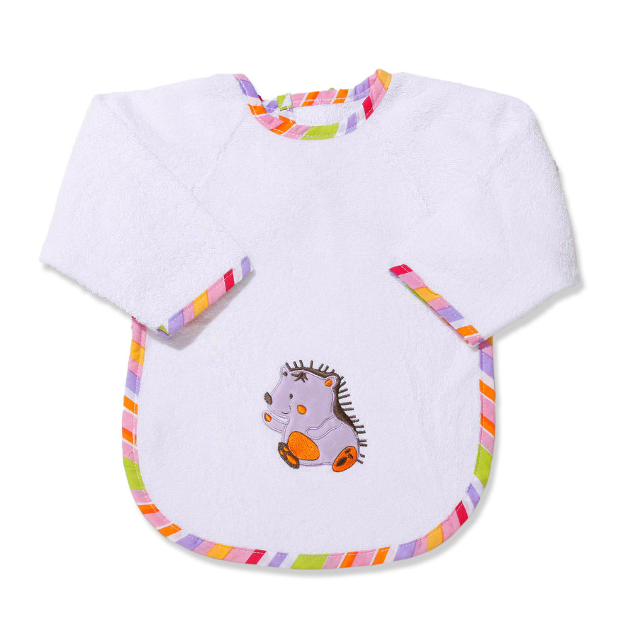 Easy Baby Terry Sleeved Bib - Tahiti