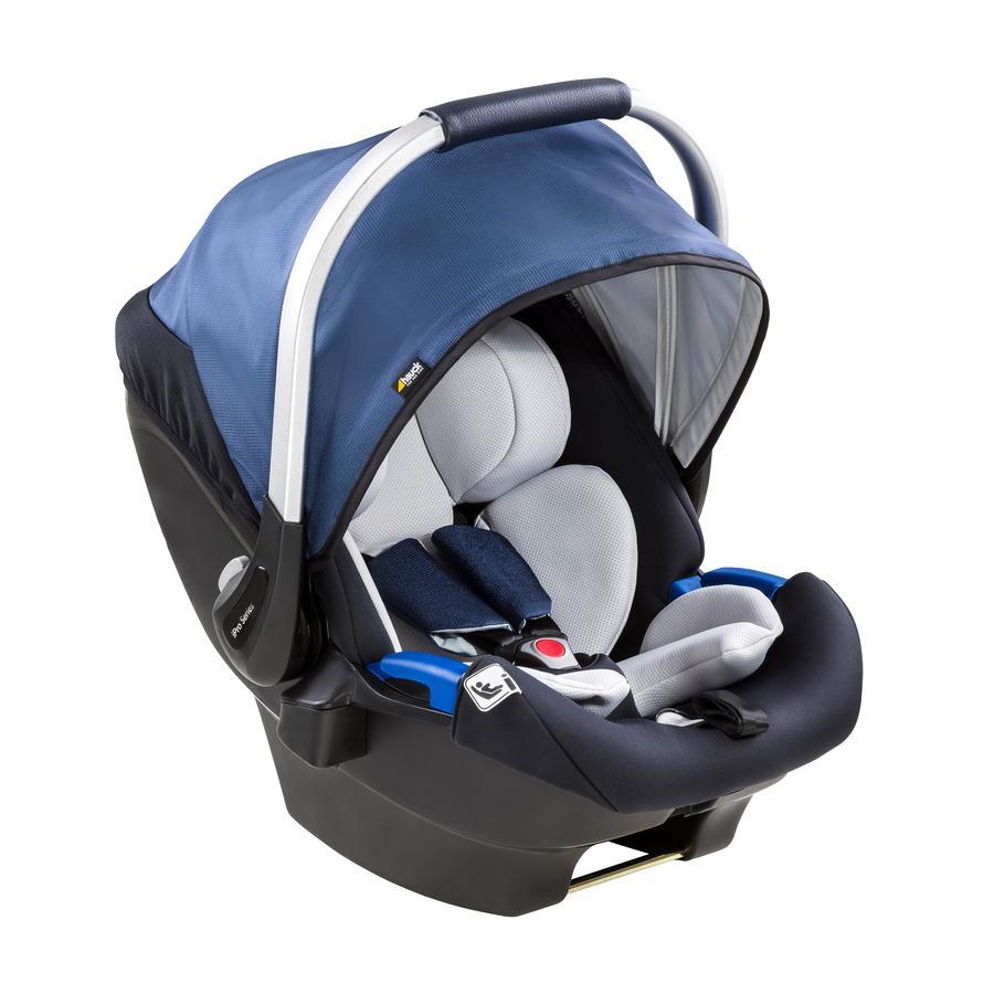 hauck Seggiolino auto iPro Baby Denim