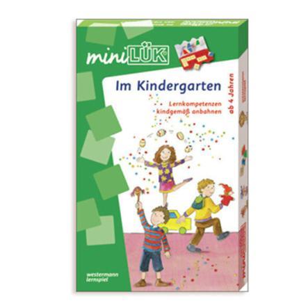 miniLÜK Set - Im Kindergarten