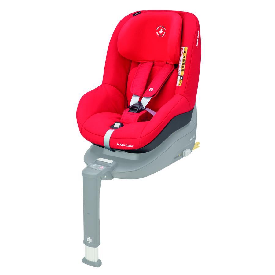 MAXI COSI Kindersitz Pearl Smart i-Size Nomad Red