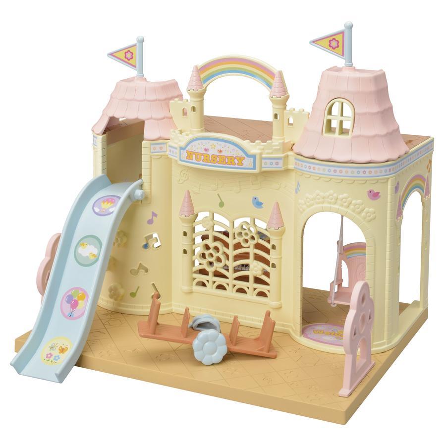 Sylvanian Families® Figurine jardin d'enfants du château bébé 5316