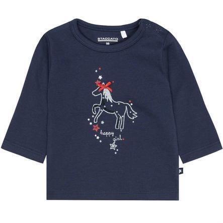 STACCATO Girl Camicia soft marina