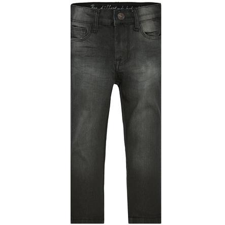 STACCATO Girl s Jeans Mager zwart denim