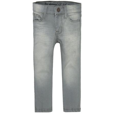STACCATO Girl s Jeans Magere spijkerbroek van midden grijs denim