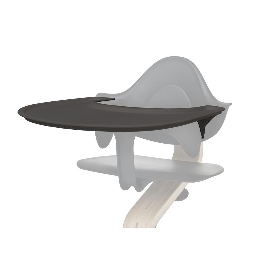 nomi by evomove Tablette chaise haute enfant anthracite