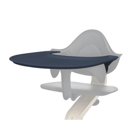 nomi by evomove Pultík k jídelní židličce dark blue