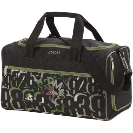 4YOU Flash Sports Bag Function 439-45 BMX