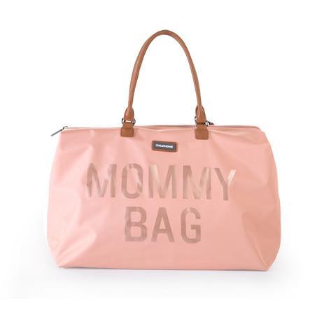 CHILDHOME Sac à langer mommy bag large rose