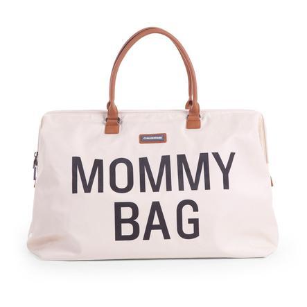 CHILDHOME Mommy Bag Groß Altweiß