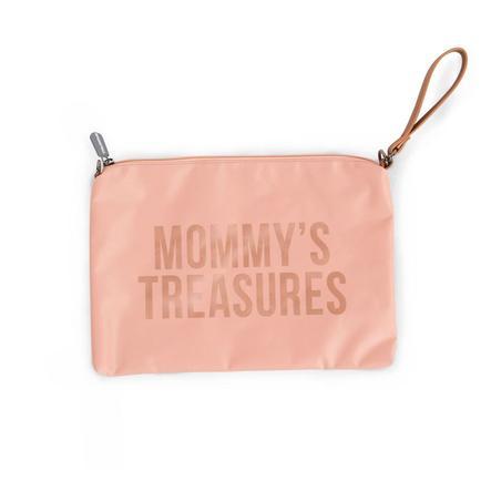 CHILDHOME Pochette à langer Mommy Clutch rose