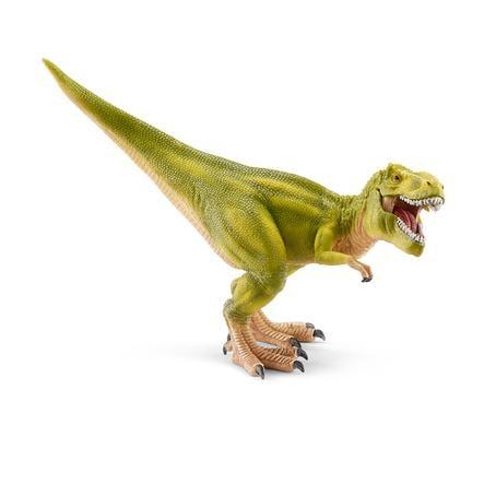 Schleich Figurine tyrannosaure Rex, vert clair 14528