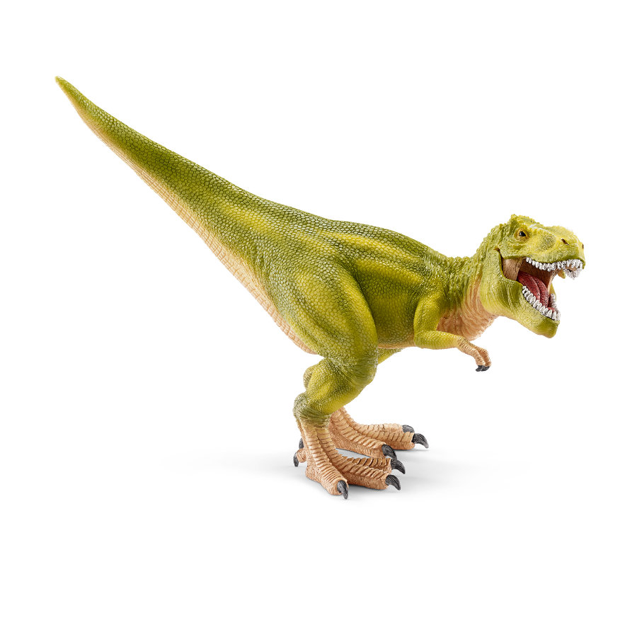 SCHLEICH Tyrannosaurus Rex, ljusgrön 14528