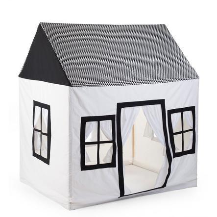 CHILDHOME Maison de jeu enfant coton 125x95x145 cm