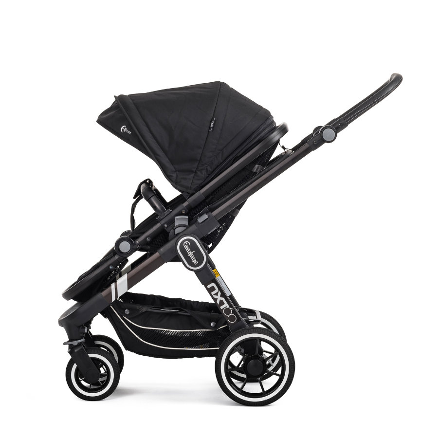 Emmaljunga Kinderwagen NXT60 Competition Black