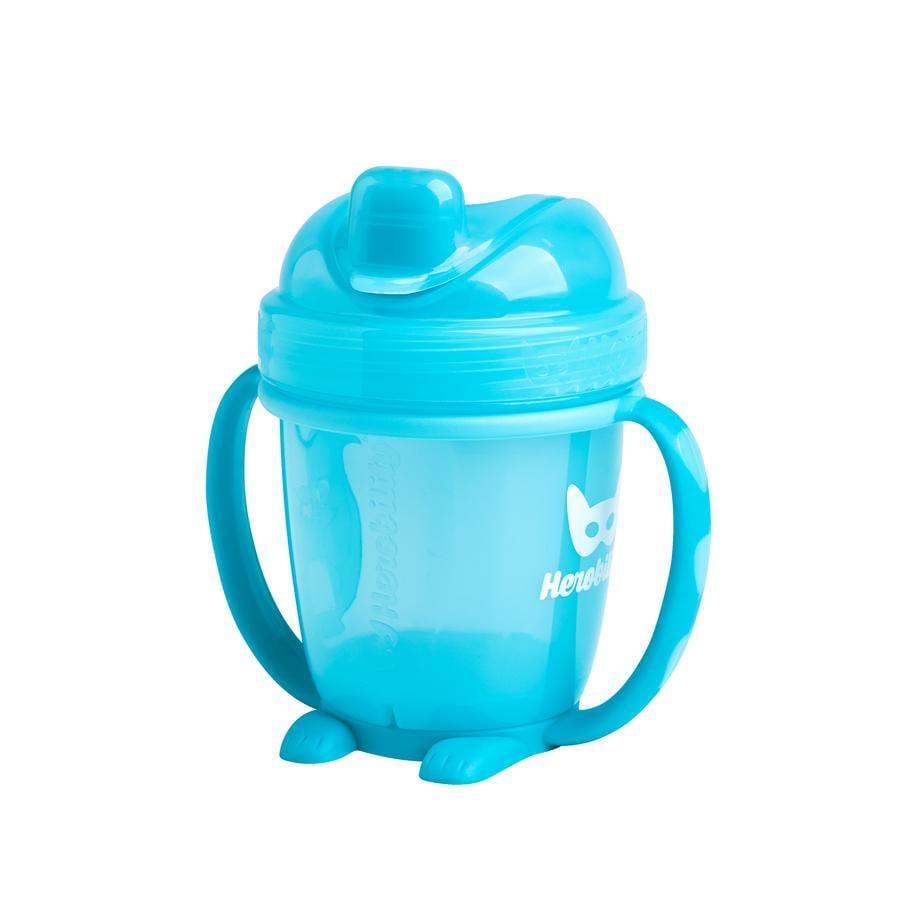Herobility Tasse enfant HeroSippy bleu 140 ml