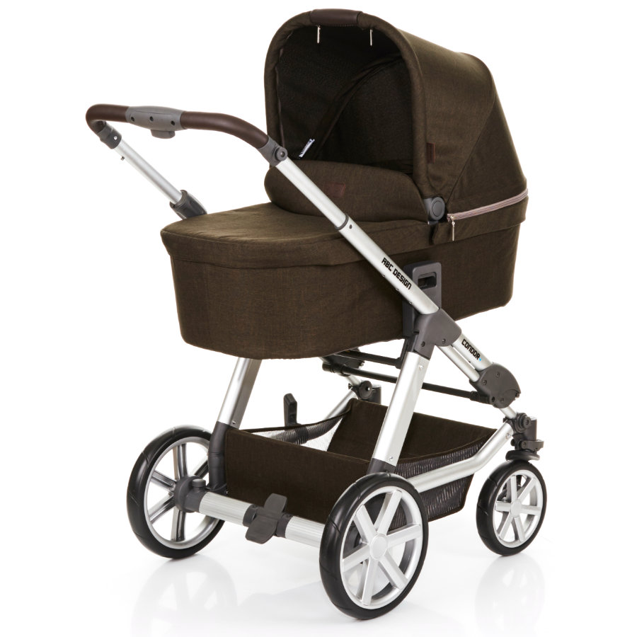 ABC DESIGN Combi kinderwagen Condor 4 leaf