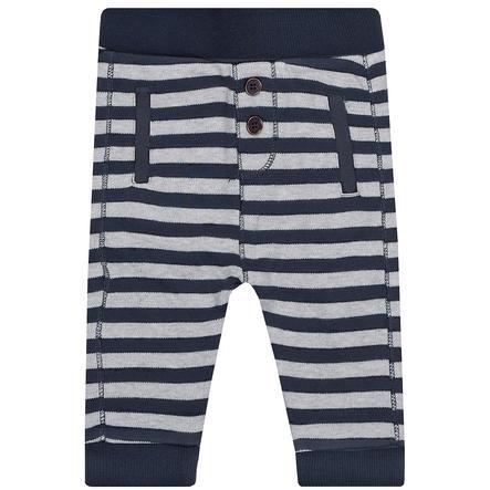 STACCATO  Chlapecké kalhoty tmavě modré vyztužené